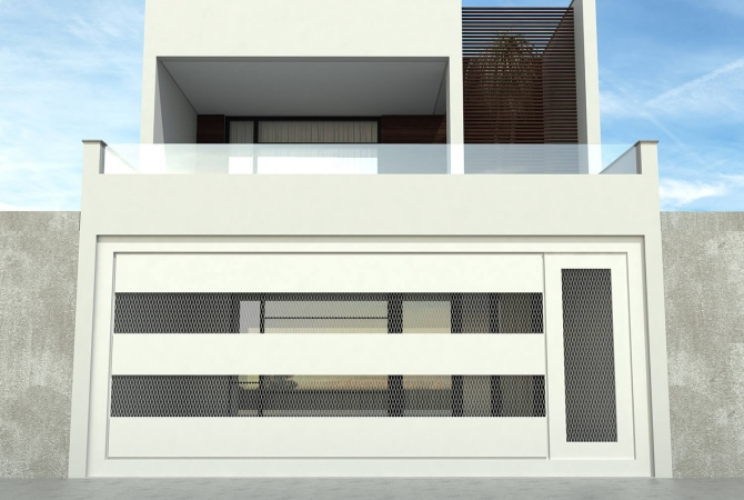 Projeto Residencial Drywall Interno